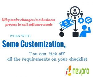 Why Businesses Are Opting For Customized ERP Solutions?