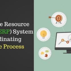 Enterprise Resource Planning (ERP) System – Coordinating Multiple Process