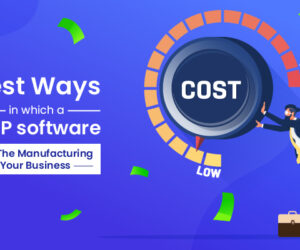 5 best ways in which MRP software can reduce the manufacturing costs of your business?